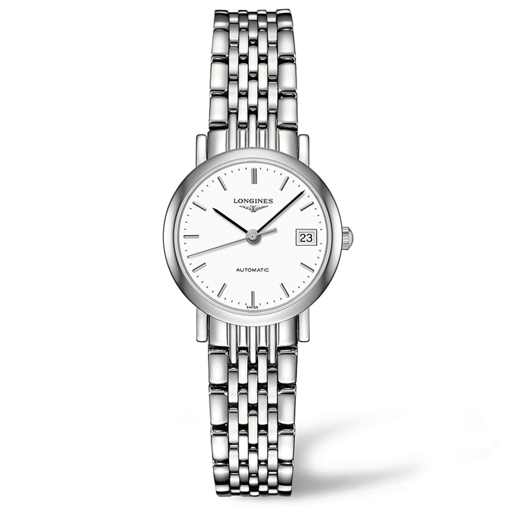 The Longines Elegant Collection 25mm Stainless Steel