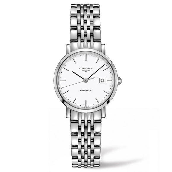 The Longines Elegant Collection 29mm Stainless Steel