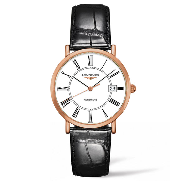 The Longines Elegant Collection 37mm Gold 18K
