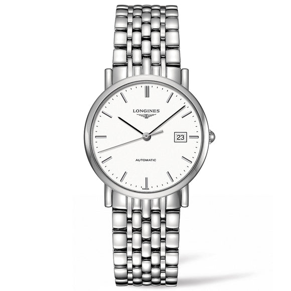 The Longines Elegant Collection 34mm Stainless Steel