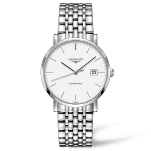 The Longines Elegant Collection 39mm Stainless Steel