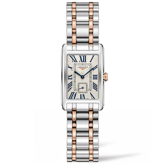 Longines DolceVita 20mm Stainless Steel/Gold 18K