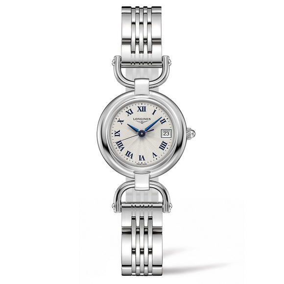 Longines Equestrian Collection Etrier 26mm Stainless Steel