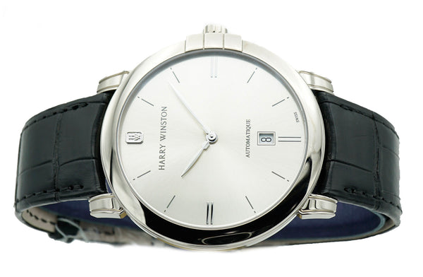 Harry Winston MIDAHD42WW001 Gents Watch Automatic  2