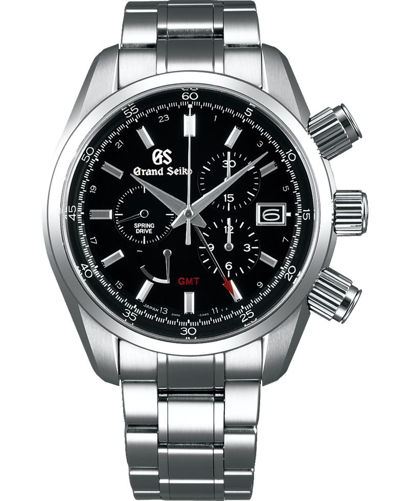 Sport Collection Chronograph GMT Spring Drive SBGC203