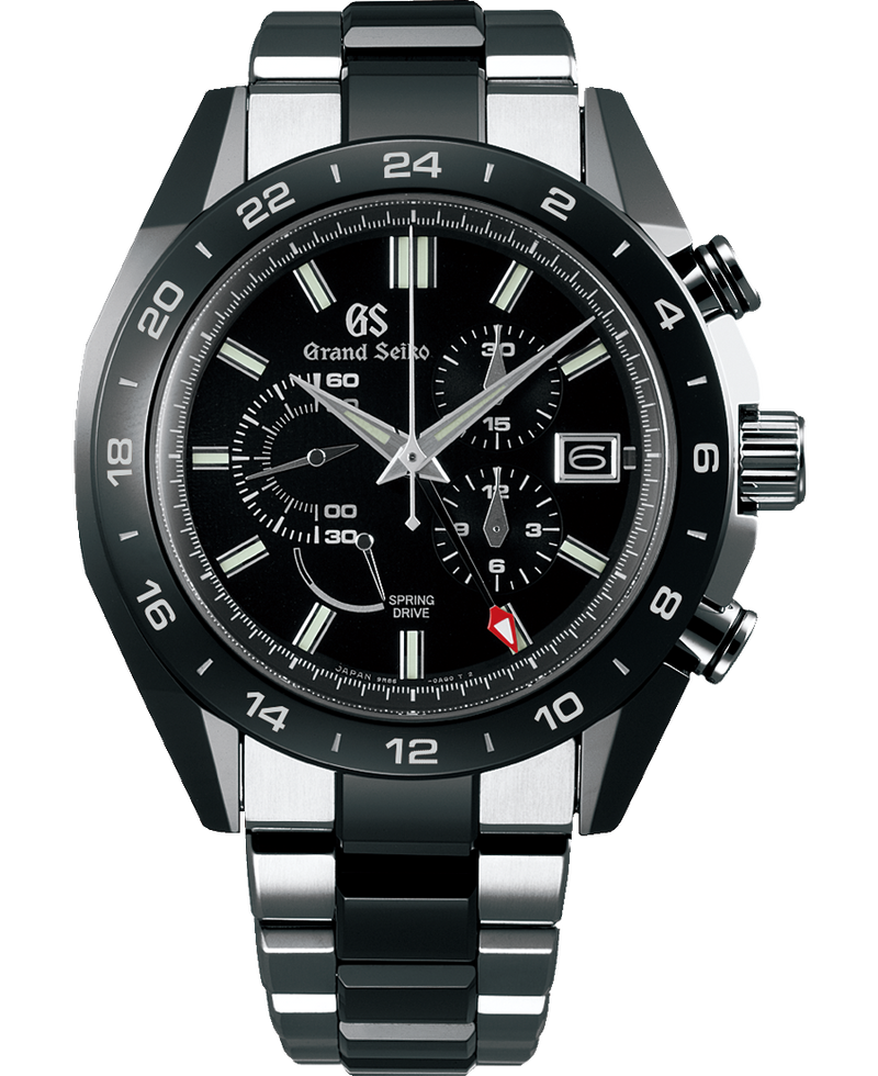 Sport Collection Chronograph GMT Spring Drive SBGC223