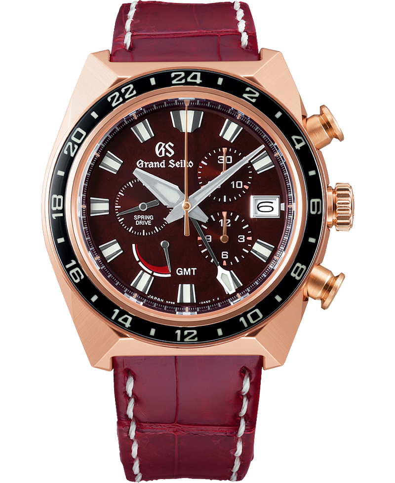 Sport Collection Spring Drive Chronograph GMT SBGC230