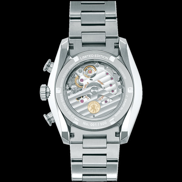 Sport Collection Spring Drive Chronograph GMT SBGC231 Limited Edition