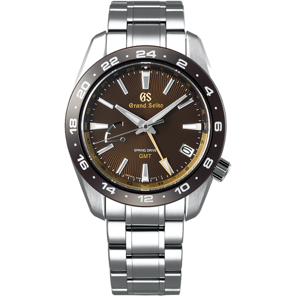 Grand Seiko SBGE263 Eagle Spring Drive GMT USA Limited Edition