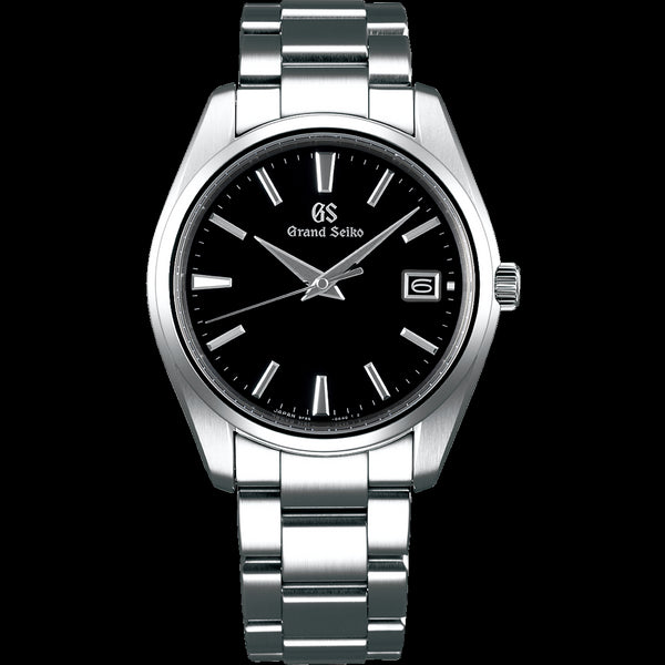 Grand Seiko SBGP011 Heritage Collection Quartz 9F85 Black Dial $2,600