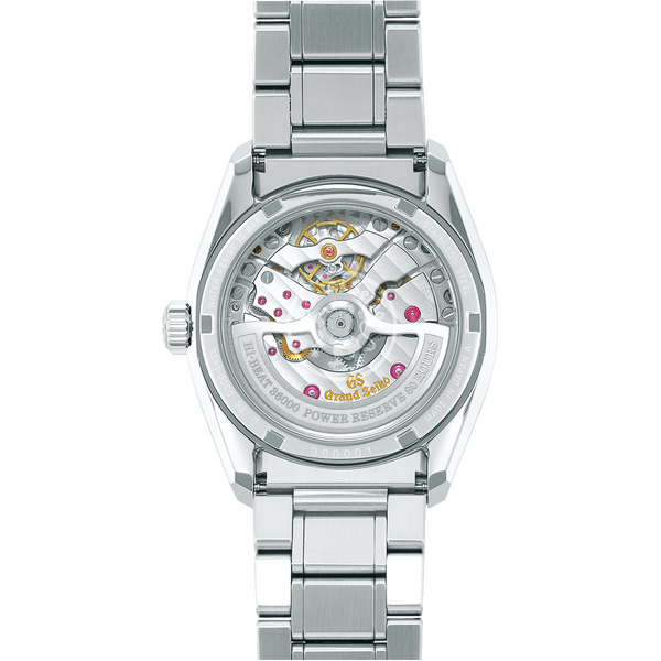 Grand Seiko SLGH005 White Birch Dial 9RA5 Hi-Beat