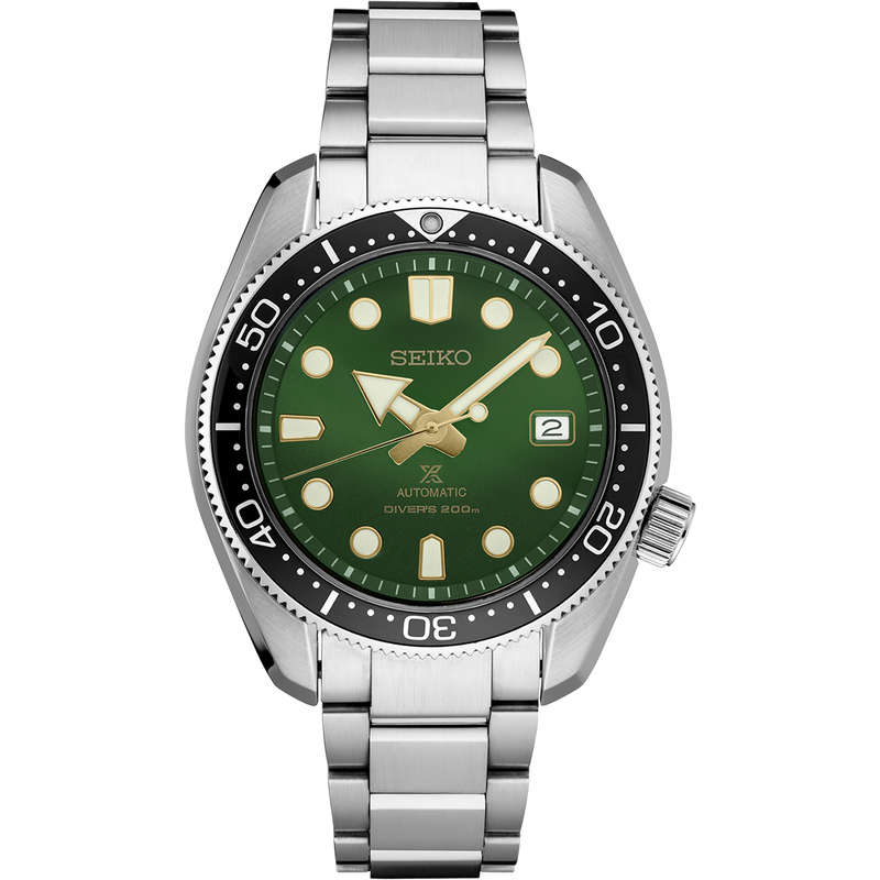Prospex Automatic Dive Watch SPB105 Green Dial