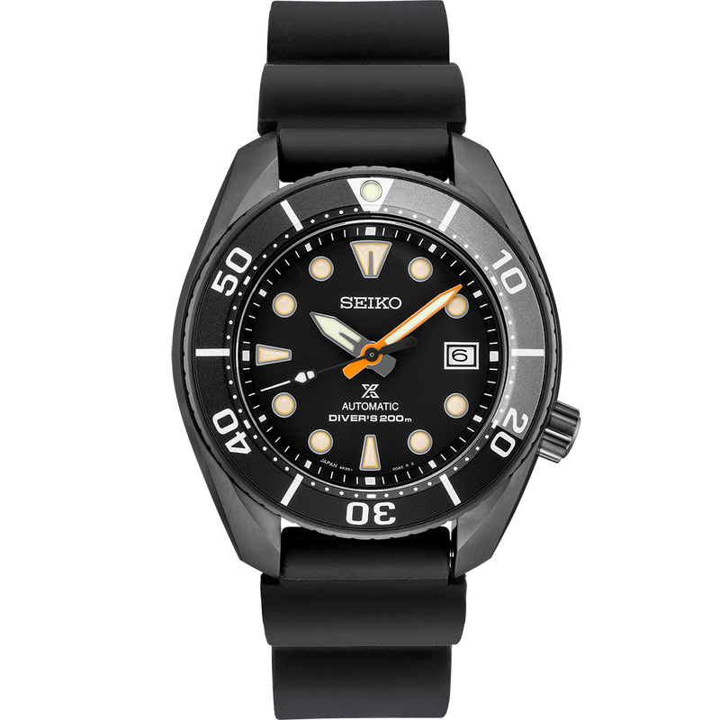 Prospex Automatic Dive Watch SPB125 Limited Black Series Edition