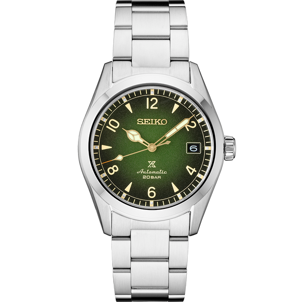 Prospex Alpinist SPB155 38mm
