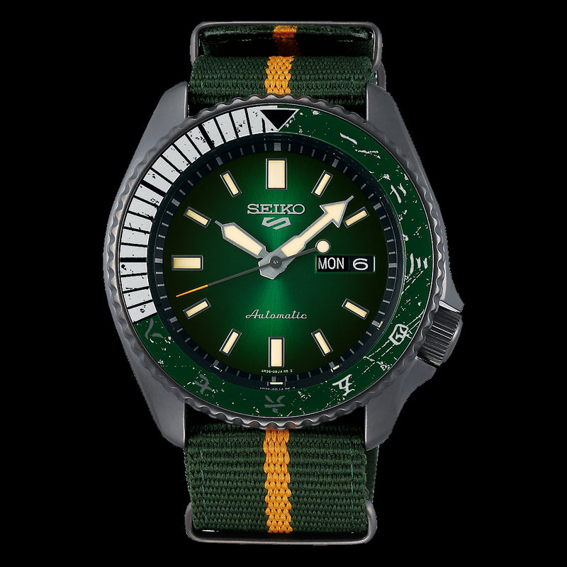 Seiko 5 ROCK LEE Limited Edition SRPF73K1 Watch