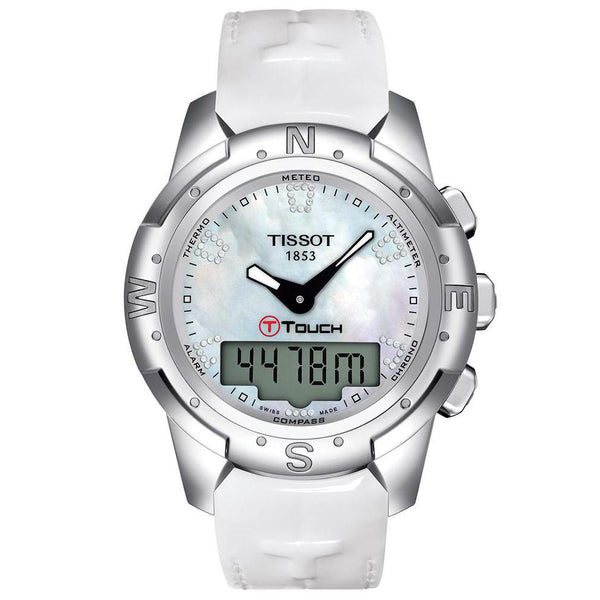 Titanium Ladies T-Touch II Watch