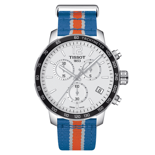 NBA New York Knicks Quickster Chrono