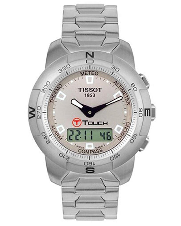 T-Touch Multifunction Watch
