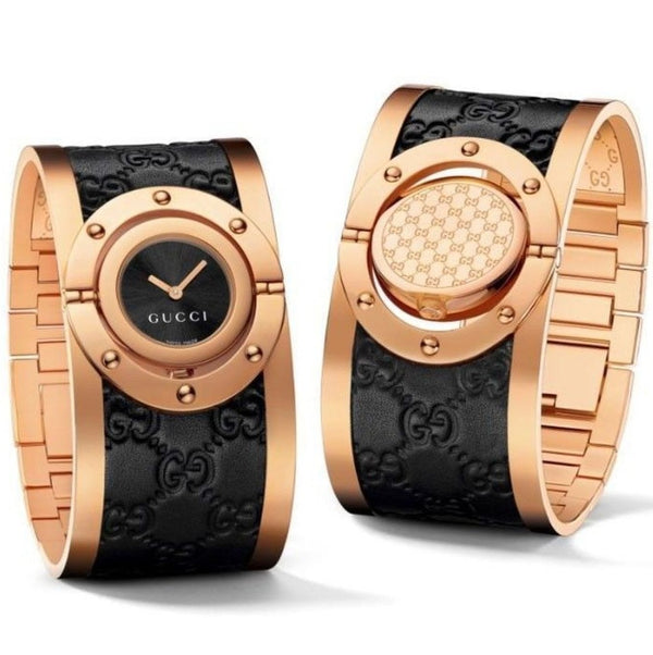 Gucci Twirl Bracelet Watch YA112438