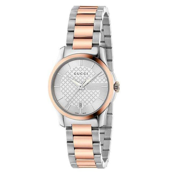 Gucci G-Timeless Two Tone YA126528