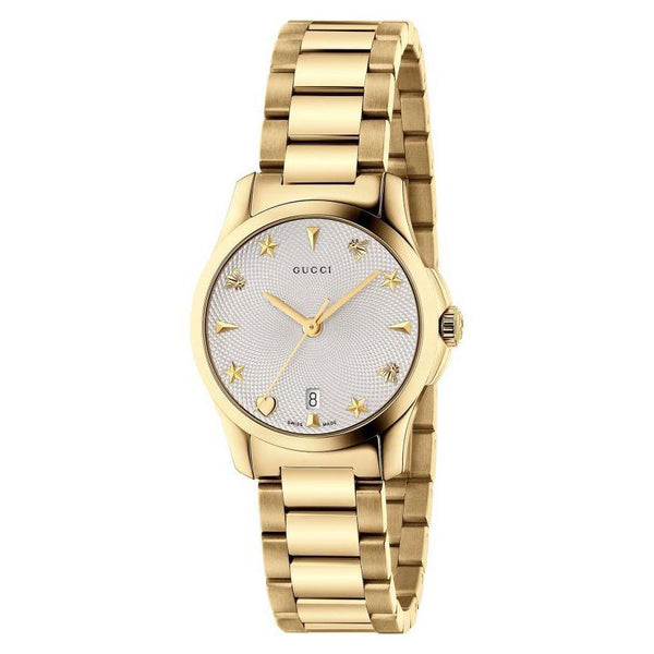 Gucci G-Timeless Gold PVD YA126576