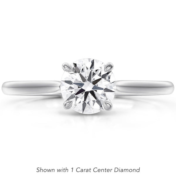 HOF Camilia 4 Prong Engagement Ring