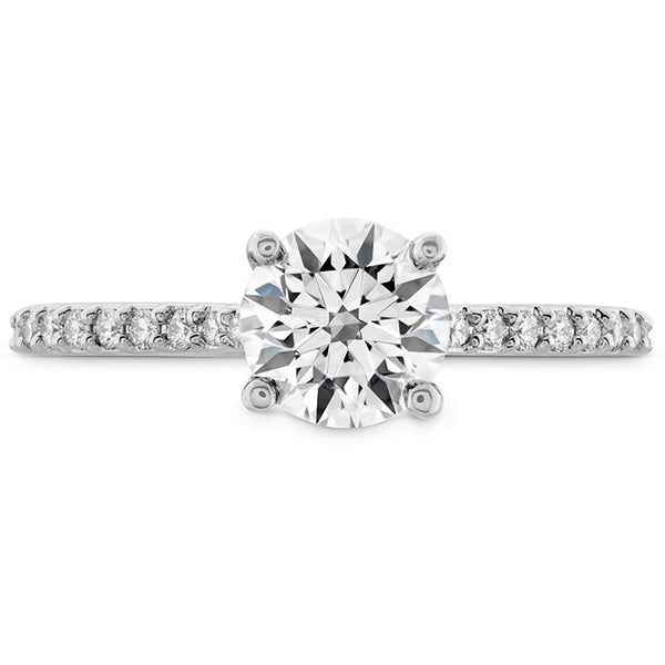 HOF Camilla HOF Engagement Ring Diamond Band