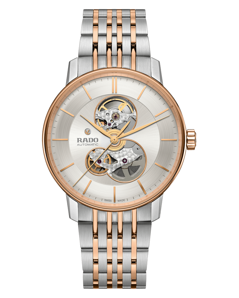 Coupole Classic Open Heart Automatic Watch