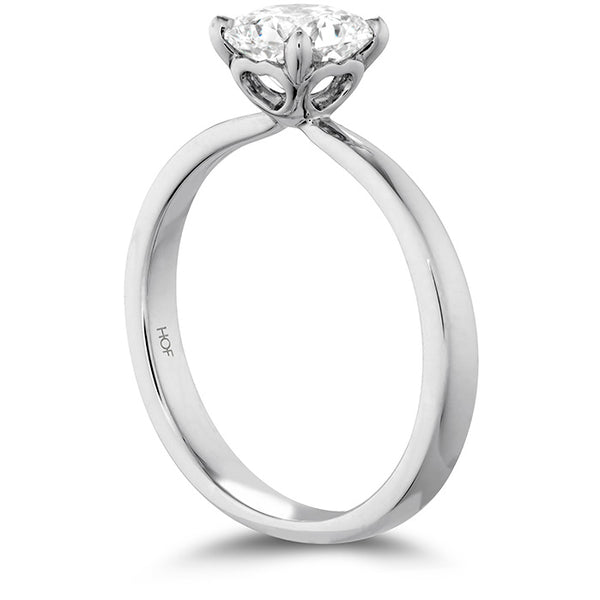 HOF Dream Signature Solitaire Engagement Ring