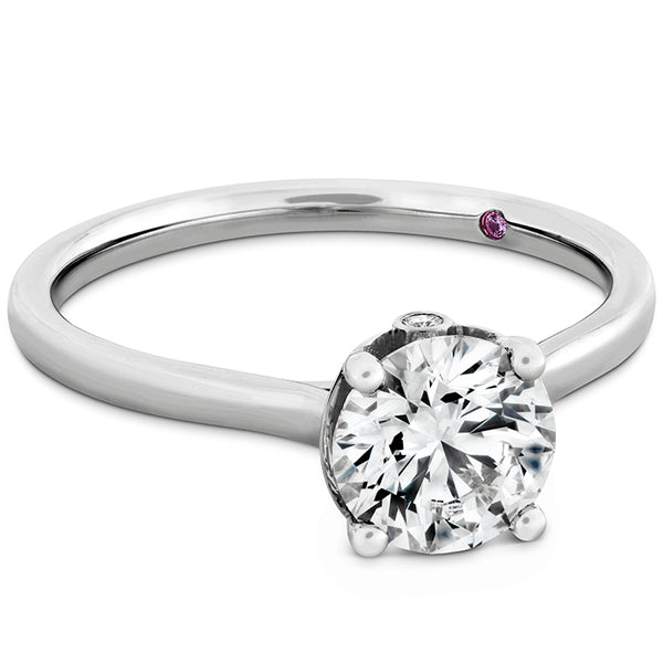HOF Sloane Silhouette Engagement Ring