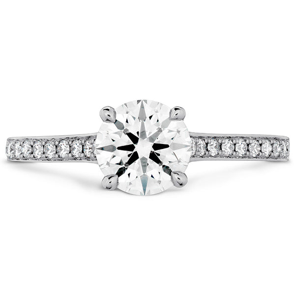 HOF Illustrious Engagement Diamond Intensive Band
