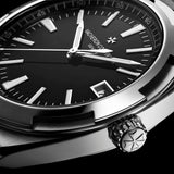 Vacheron Constantin Overseas Black Dial with Interchangeable Straps