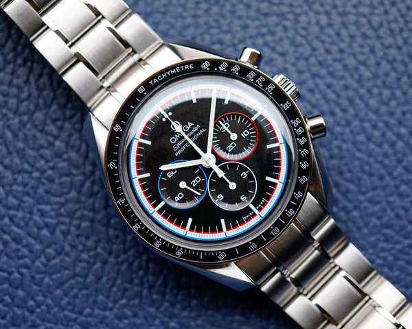 Omega Speedmaster Apollo 15 40th Anniversary Limited Edition Professional Moonwatch 42mm