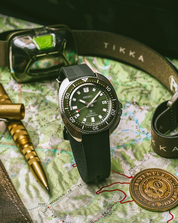 Seiko SPB153 Prospex Diver Green Captain Willard