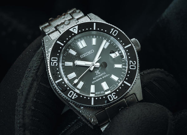 SPB143 Seiko Prospex Diver Re-Interpretation 1965 Modern 62MAS Carat & Co. preorder
