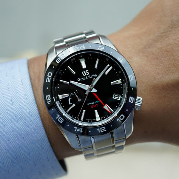 Grand Seiko SBGE253 Sport Collection 40.5mm Spring Drive GMT 2020