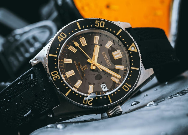 Seiko Prospex SPB147 1965 Diver's Modern 62MAS Re-Issue