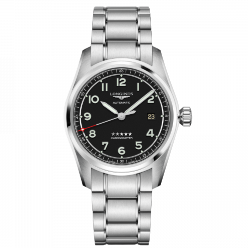 Longines Spirit Prestige Edition L3.810.4.53.9 with Additional straps! 5-Year Warranty