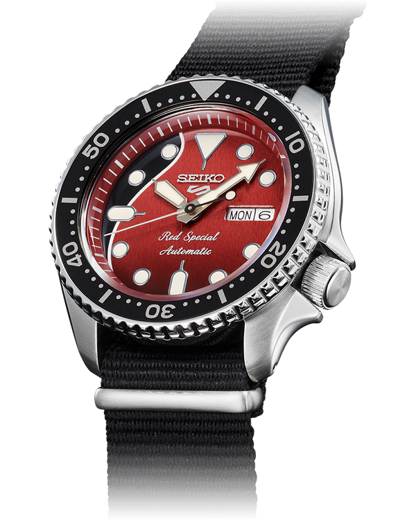 Seiko 5 Brian May SRPE83 Limited Edition