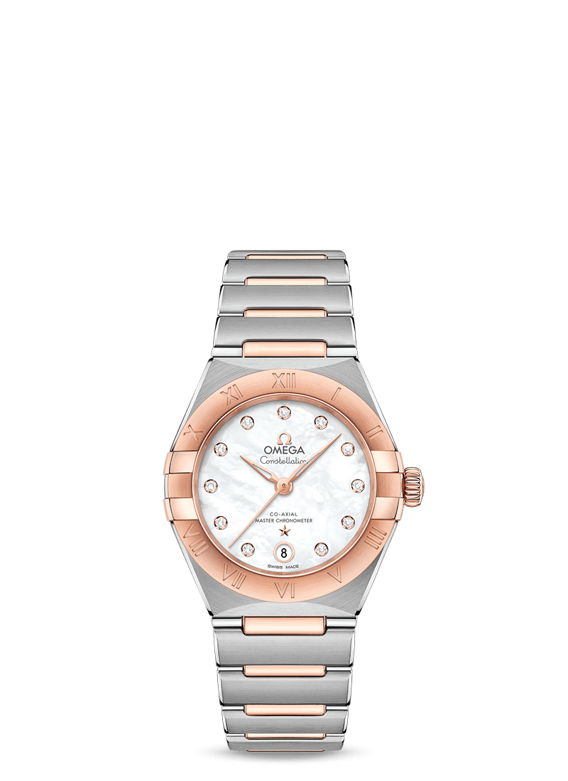 Omega Constellation Manhattan Co-Axial Master Chronometer 29 mm