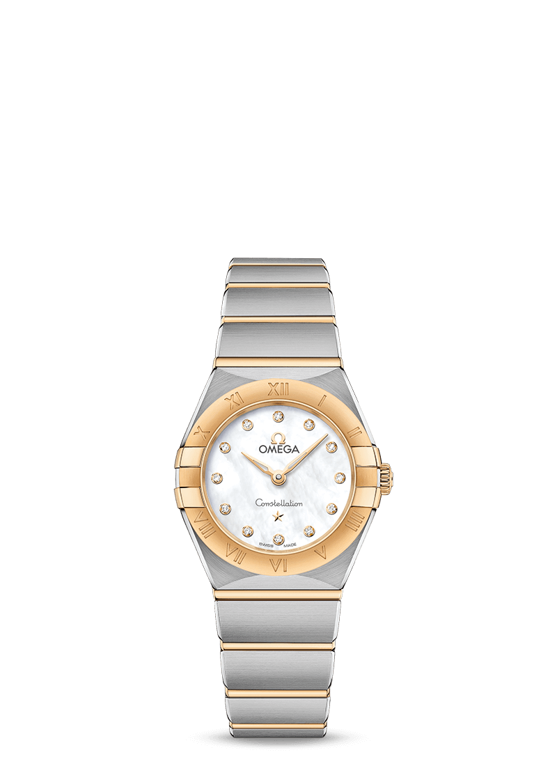 Omega Constellation Manhattan Quartz 25 mm