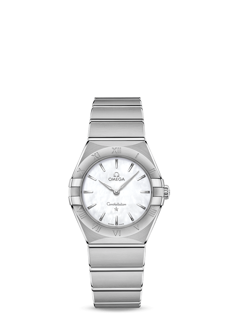 Omega Constellation Manhattan Quartz 28 mm