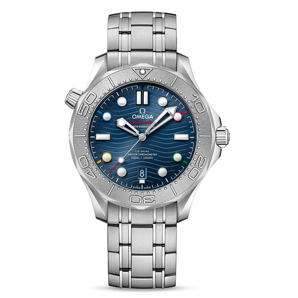 Omega Beijing 2022 Diver 300M Co-Axial Master Chronometer 42 mm