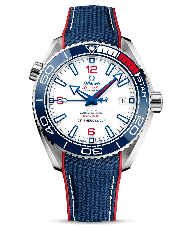 Seamaster Planet Ocean America's Cup Limited Edition
