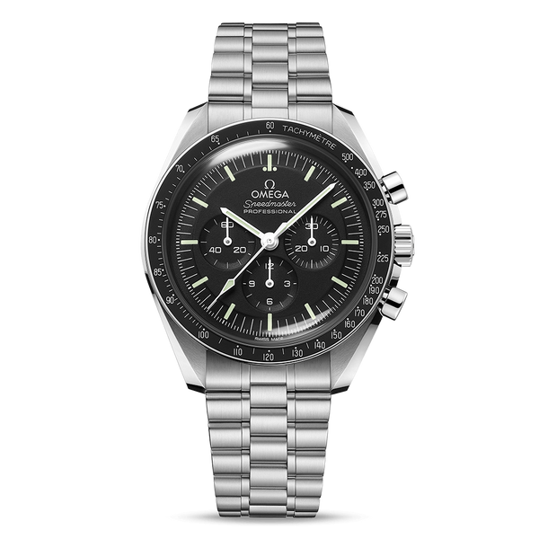Omega Speedmaster Moonwatch Hesalite 4th Generation Professional Chronograph 42mm