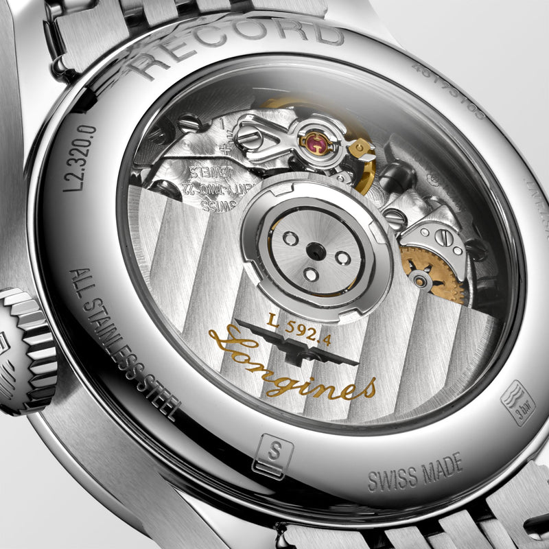 Record 26mm Automatic Chronometer