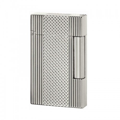 S.T. Dupont Ligne 2 Lighter Windsor Silver 16930