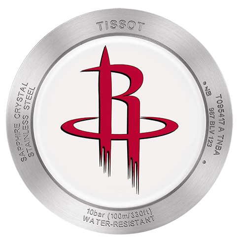 NBA Houston Rockets Quickster Chrono