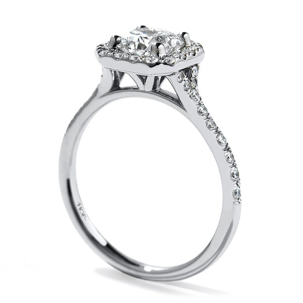Transcend Dream Engagement Ring Platinum (Setting Only)