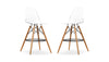 Eiffel Bar Stool Clear